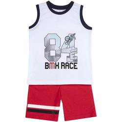 Odjeća Djeca Dvodijelne trenirke Chicco 09076975000000 Bijela