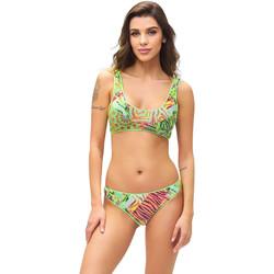 Odjeća Žene  Dvodijelni kupaći kostimi F * * K  Zelena