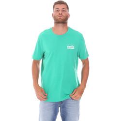 Odjeća Muškarci  Majice kratkih rukava Diadora 502175837 Zelena
