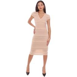 Odjeća Žene  Kratke haljine Gaudi 111BD13004 Ružičasta