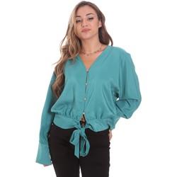 Odjeća Žene  Košulje i bluze Gaudi 111BD45031 Zelena