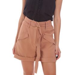 Odjeća Žene  Bermude i kratke hlače Gaudi 111BD25033 Smeđa