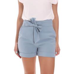 Odjeća Žene  Bermude i kratke hlače Gaudi 111BD25009 Plava