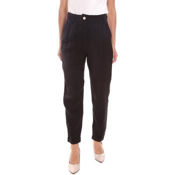 Odjeća Žene  Hlače Gaudi 111BD25010 Crno