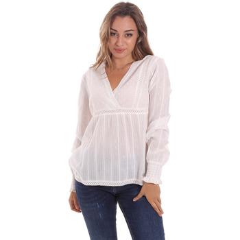 Odjeća Žene  Topovi i bluze Gaudi 111BD45024 Bijela