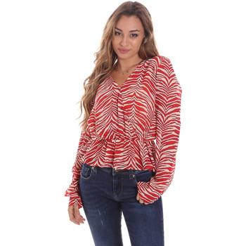 Odjeća Žene  Topovi i bluze Gaudi 111BD45044 Crvena