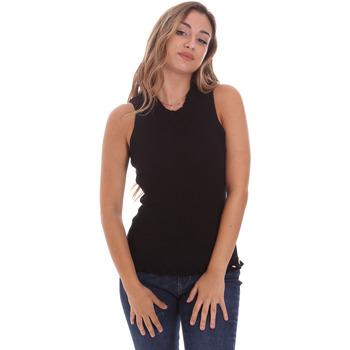 Odjeća Žene  Topovi i bluze Fracomina FR21ST4001K43301 Crno