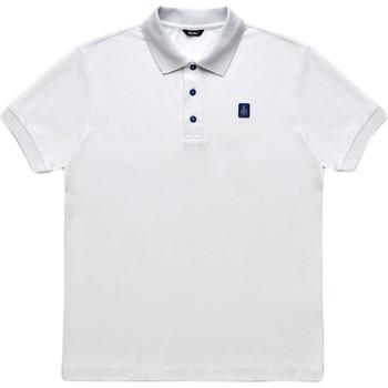 Odjeća Muškarci  Polo majice kratkih rukava Refrigiwear RM0T19001PX9032 Bijela
