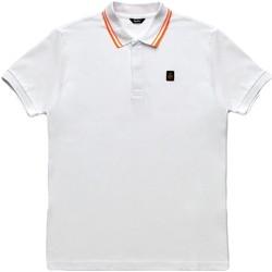 Odjeća Muškarci  Polo majice kratkih rukava Refrigiwear RM0T24000PX9032 Bijela