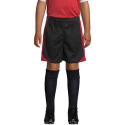Odjeća Dječak  Bermude i kratke hlače Sols OLIMPICO KIDS pantalón corto Rojo