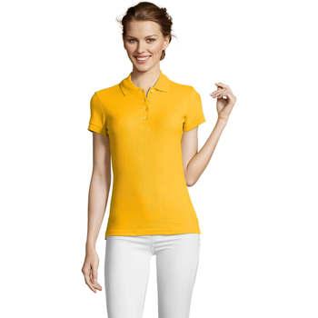Odjeća Žene  Polo majice kratkih rukava Sols PEOPLE POLO MUJER Amarillo