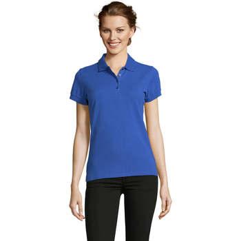 Odjeća Žene  Polo majice kratkih rukava Sols PEOPLE POLO MUJER Azul