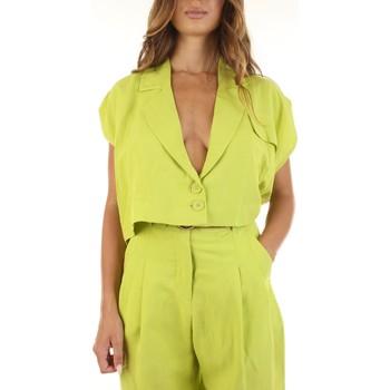 Odjeća Žene  Veste i kardigani Haveone 92767734 Lime
