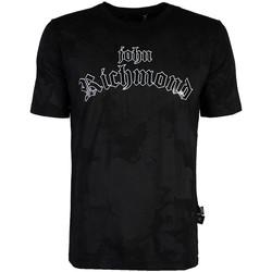 Odjeća Muškarci  Majice kratkih rukava John Richmond  Crna