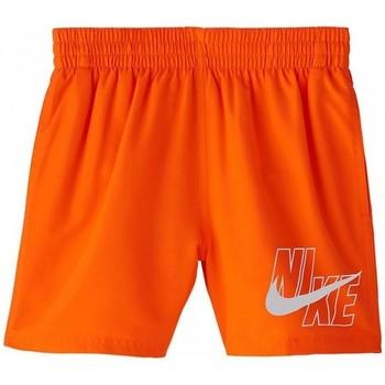 Odjeća Dječak  Kupaći kostimi / Kupaće gaće Nike BAÑADOR NIÑO  NESSA771 Narančasta