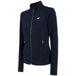 Odjeća Žene  Sportske majice 4F BLDF080 Crna