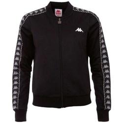 Odjeća Žene  Sportske majice Kappa Imilia Training Jacket Crna