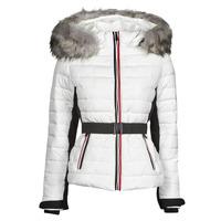 Odjeća Žene  Pernate jakne Moony Mood PILET Bijela
