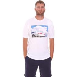 Odjeća Muškarci  Majice kratkih rukava Sseinse TE1825SS Bijela