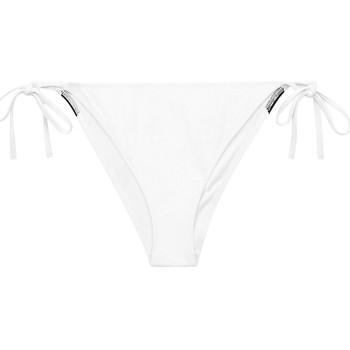 Odjeća Žene  Gornji/donji dijelovi kupaćeg kostima Calvin Klein Jeans KW0KW01230 Bijela