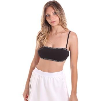 Odjeća Žene  Gornji/donji dijelovi kupaćeg kostima Calvin Klein Jeans KW0KW01274 Crno