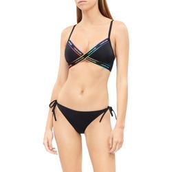 Odjeća Žene  Dvodijelni kupaći kostimi Calvin Klein Jeans KW0KW01309 Crno