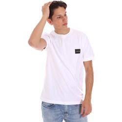 Odjeća Muškarci  Majice kratkih rukava Calvin Klein Jeans K10K107281 Bijela