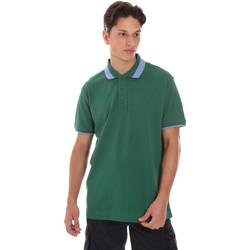 Odjeća Muškarci  Polo majice kratkih rukava Invicta 4452240/U Zelena