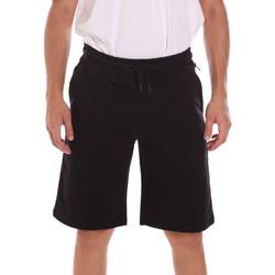 Odjeća Muškarci  Bermude i kratke hlače Ciesse Piumini 215CPMP71415 C4410X Crno