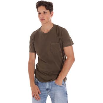 Odjeća Muškarci  Majice kratkih rukava Replay M3185 .000.22326 Zelena