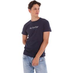 Odjeća Muškarci  Majice kratkih rukava Key Up 2S438 0001 Plava