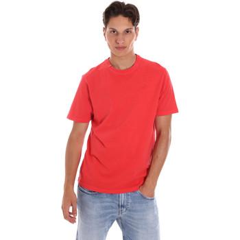 Odjeća Muškarci  Majice kratkih rukava Ciesse Piumini 215CPMT01455 C2410X Crvena