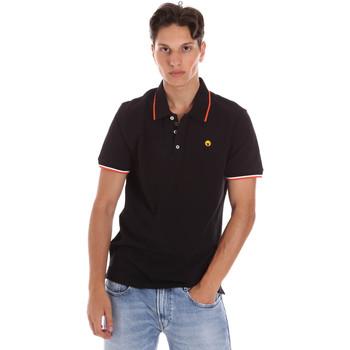 Odjeća Muškarci  Polo majice kratkih rukava Ciesse Piumini 215CPMT21423 C2510X Crno