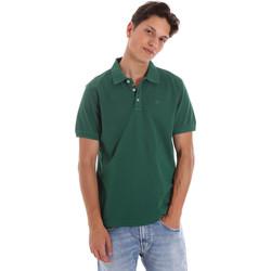 Odjeća Muškarci  Polo majice kratkih rukava Ciesse Piumini 215CPMT21454 C0530X Zelena
