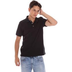 Odjeća Muškarci  Polo majice kratkih rukava Ciesse Piumini 215CPMT21454 C0530X Crno