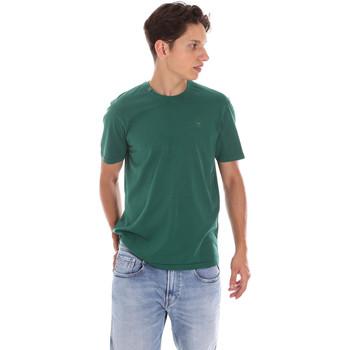 Odjeća Muškarci  Polo majice kratkih rukava Ciesse Piumini 215CPMT01455 C2410X Zelena