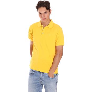 Odjeća Muškarci  Polo majice kratkih rukava Ciesse Piumini 215CPMT21454 C0530X Žuta boja