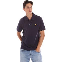 Odjeća Muškarci  Polo majice kratkih rukava Ciesse Piumini 215CPMT21424 C0530X Plava