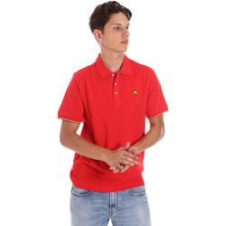 Odjeća Muškarci  Polo majice kratkih rukava Ciesse Piumini 215CPMT21424 C0530X Crvena