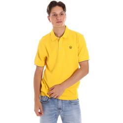 Odjeća Muškarci  Polo majice kratkih rukava Ciesse Piumini 215CPMT21424 C0530X Žuta boja