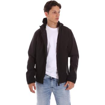 Odjeća Muškarci  Kratke jakne Ciesse Piumini 215CPMJ31396 P7B23X Crno