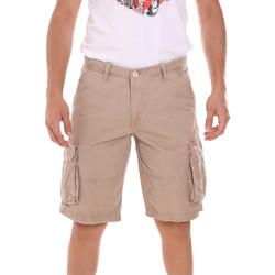 Odjeća Muškarci  Bermude i kratke hlače Gaudi 111GU25042 Bež