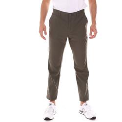 Odjeća Muškarci  Chino hlačei hlače mrkva kroja Colmar 0504W 8RR Zelena