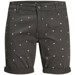 Odjeća Muškarci  Bermude i kratke hlače Produkt Takm chino 12171311 Siva