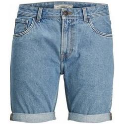 Odjeća Muškarci  Bermude i kratke hlače Produkt BERMUDAS VAQUERAS HOMBRE  12172070 Blue