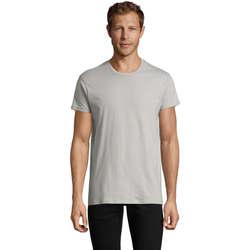 Odjeća Muškarci  Majice kratkih rukava Sols REGENT FIT CAMISETA MANGA CORTA Gris