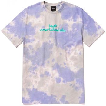 Odjeća Muškarci  Majice kratkih rukava Huf T-shirt chemistry ss Ljubičasta