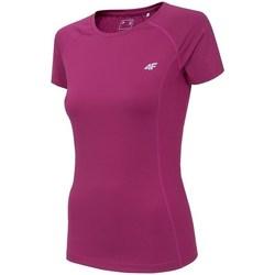 Odjeća Žene  Majice kratkih rukava 4F TSDF002 Ružičasta
