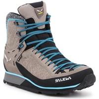Obuća Žene  Pješaćenje i planinarenje Salewa WS Mtn Trainer 2 Winter Gtx Bež