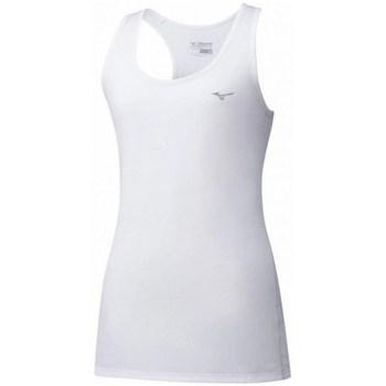 Odjeća Žene  Majice s naramenicama i majice bez rukava Mizuno Impulse Core Tank Bijela